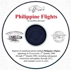 PI Flights CD